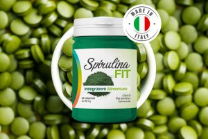 spirulina fit integratore