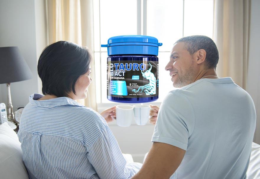 blu tauro integratore