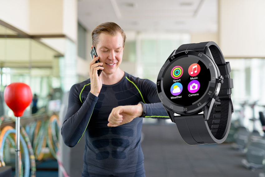 smartwatch C10 Xpower