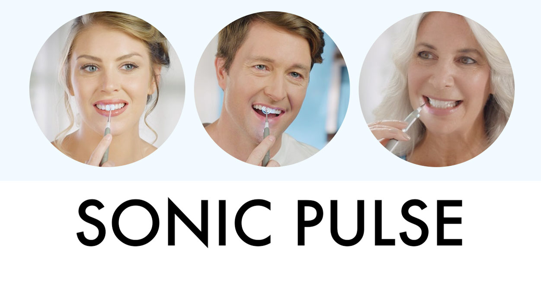 sonic pulse spazzolino