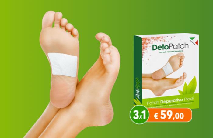 detopatch cerotti detox