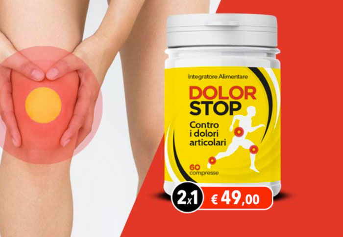 dolor stop opinioni