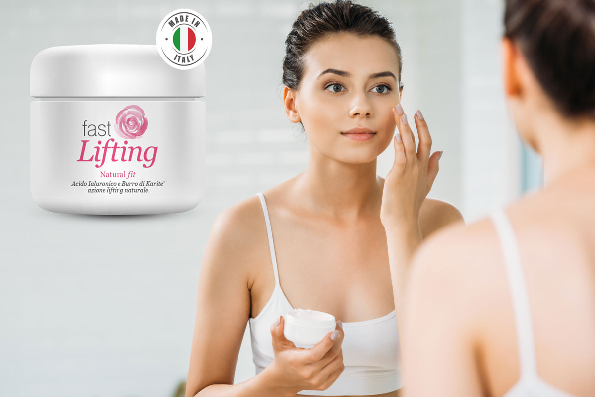 fast lifting crema antirughe acido ialuronico
