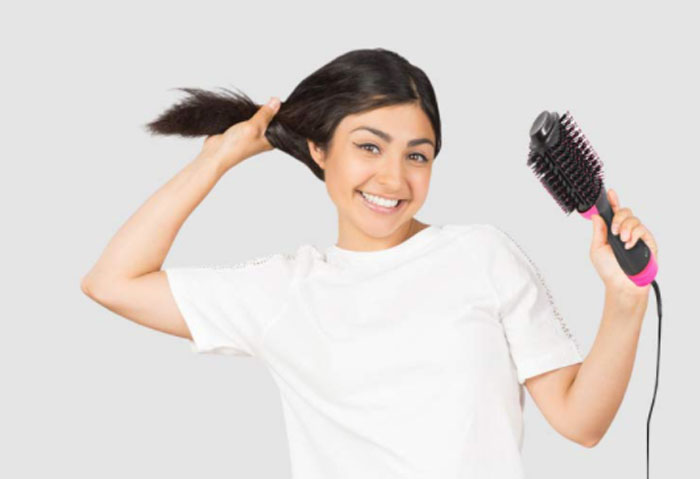 hot hair brush opinioni
