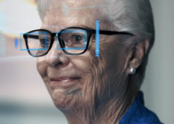 one power zoom 2x1 occhiali autoregolanti