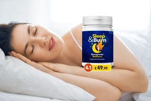 sleep&burn integratore alimentare dimagrante