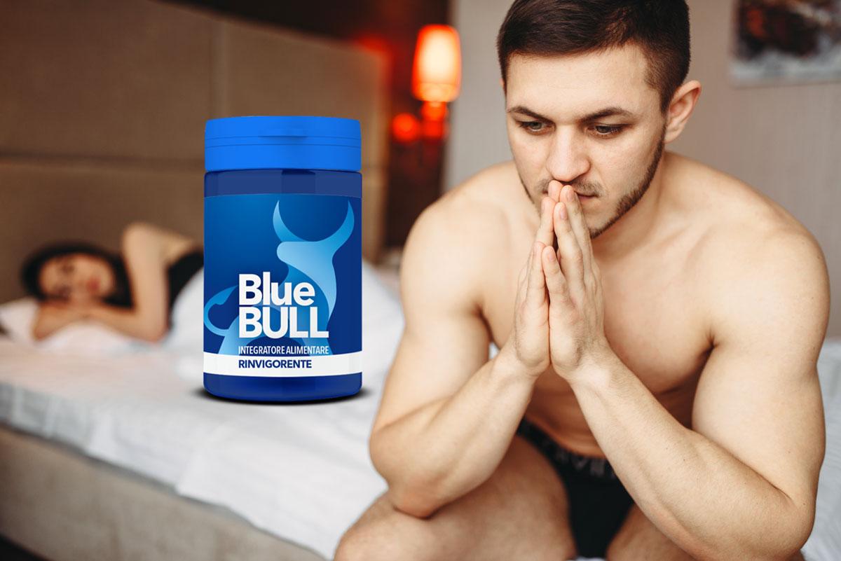blue bull integratore naturale erezione