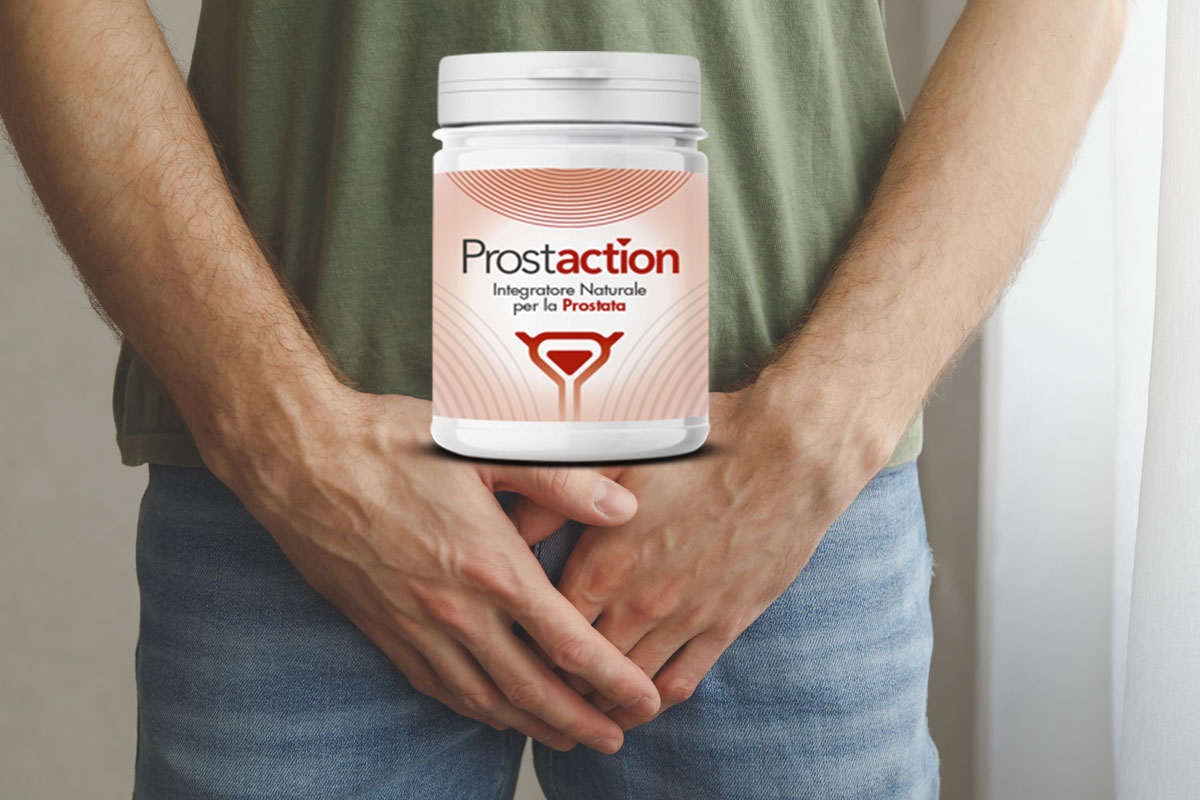 prostaction integratore naturale prostata