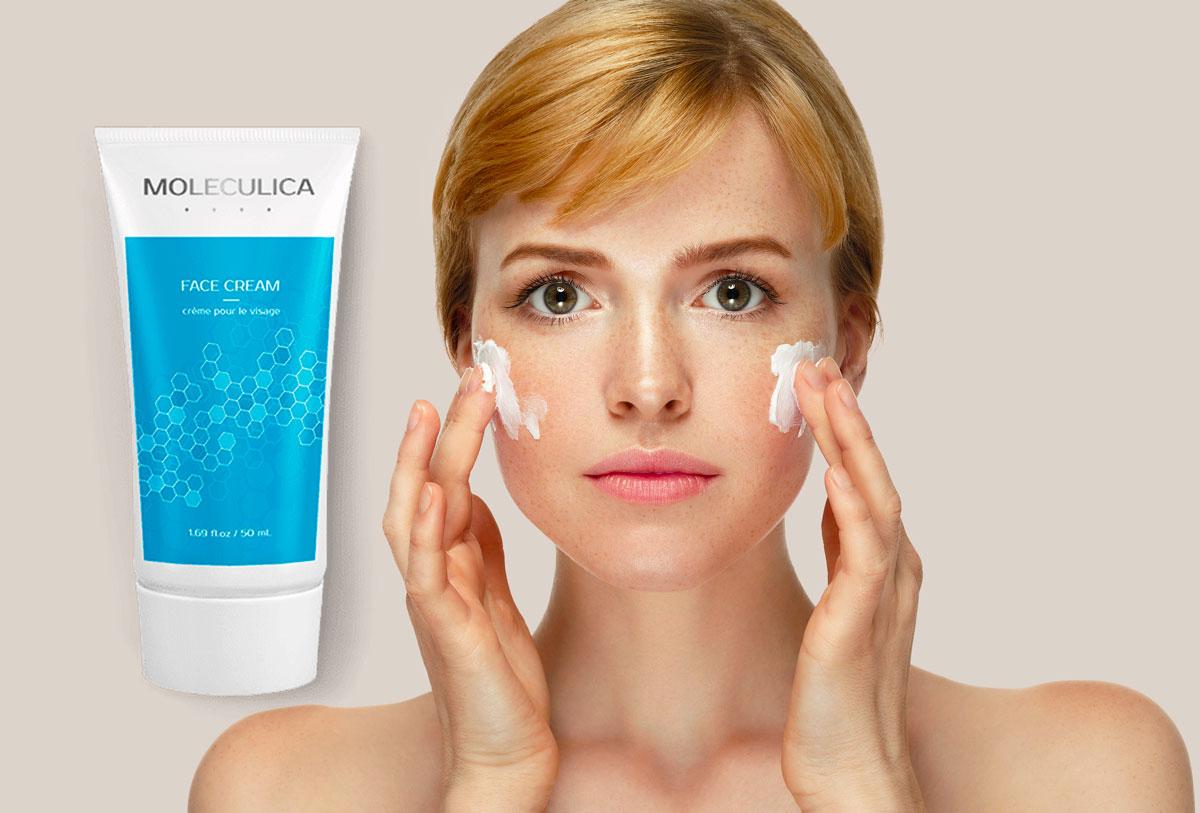 moleculica crema viso