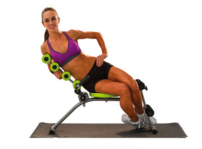 ab celerate gym form