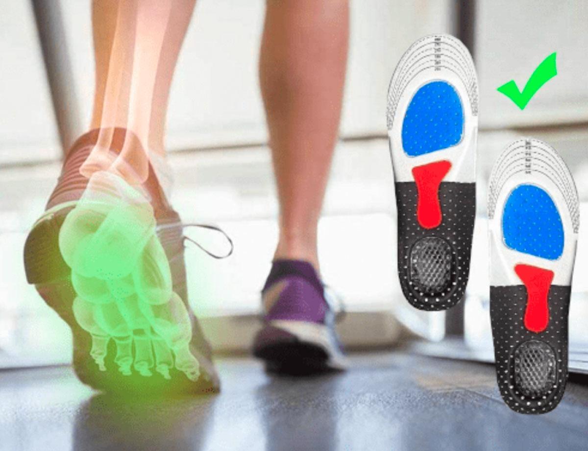 foot relax solette anti mal di schiena