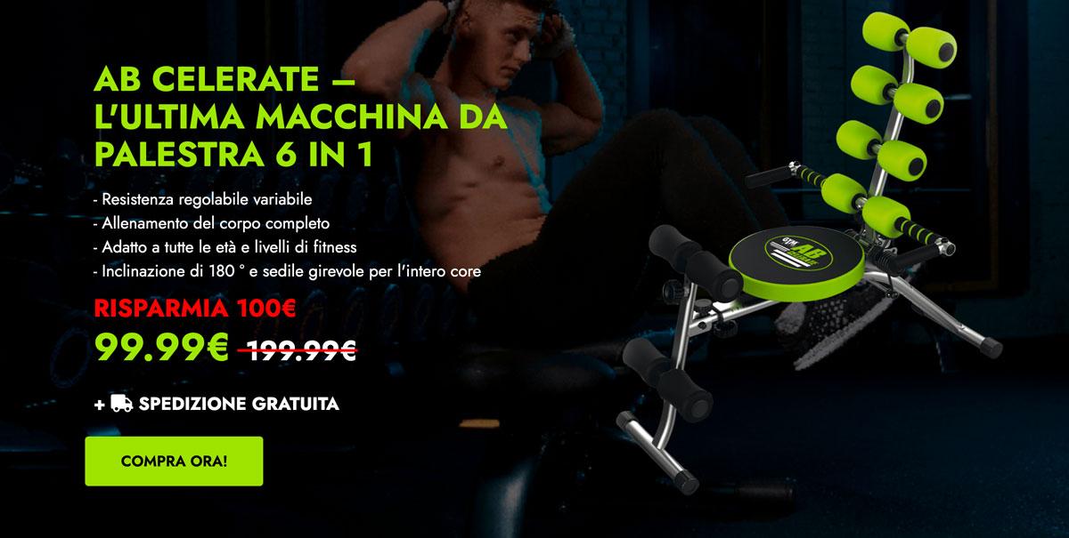 gym form ab celerate