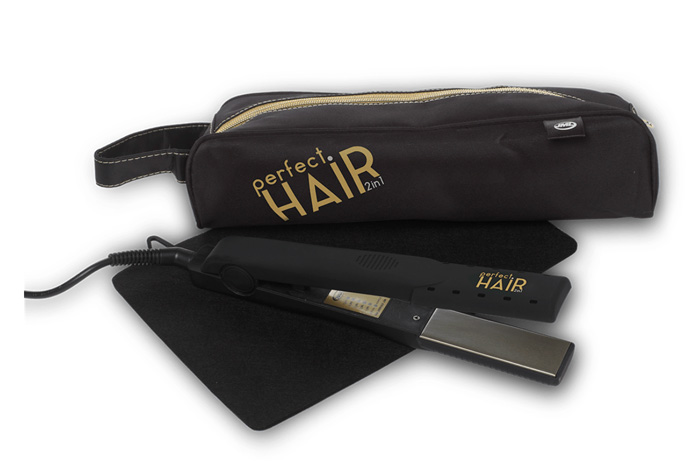 perfect hair piastra 2 in 1