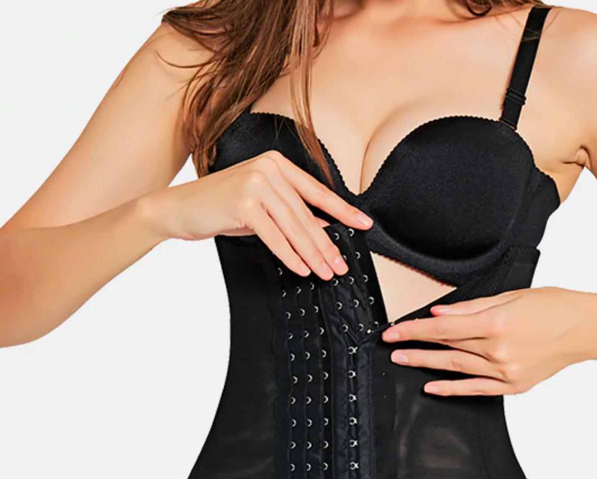 waist trainer corsetto dimagrante