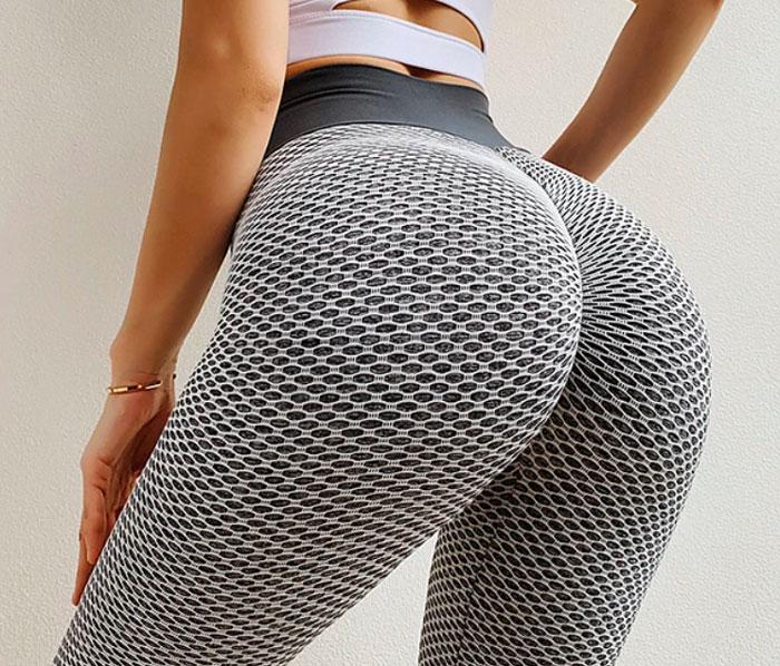 web leggings push up