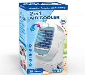 air cooler 2 in 1